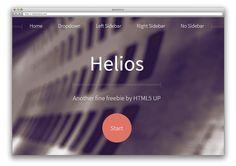 15 Free Portfolio Website Templates : Cool Graphic & Web Design Blog