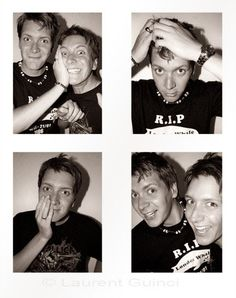 They are both so awesome! I wouldn't have picked anyone else to play Fred and George.