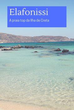 Tudo sobre Elafonissi, uma das melhores praias de Creta e do Mediterrâneo.