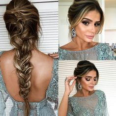 Thássia Naves - gorgeous braid