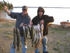 Take the Ybones Out of Northern Pike for GREAT eating!