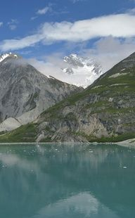 On an Alaskan cruise you can often see whales, eagles, bears, and meese from your boat against a backdrop North To Alaska, Visit Alaska, Glacier Bay National Park, National Parks, Best Cruise Lines, Cruise Reviews, Alaskan Cruise, Wilderness, Places Ive Been
