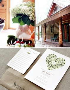 Sue, check out this website for possible ideas.  http://blog.hwtm.com/2011/11/rustic-cozy-forest-whimsy-baby-shower/