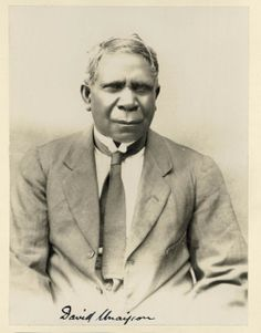 David Unaipon, Australian Aboriginal writer and inventor, Photo late Source: Shared by the State Library of New South Wales. Aboriginal Culture, Aboriginal People, Aboriginal Education, Indigenous Education, Australian Aboriginal History, Invention Of Photography, Australian Aboriginals, World Photo, Indigenous Art