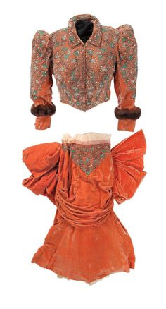 Judy Garland costume from Presenting Lily Mars
