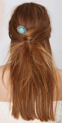 Turquoise Hair Pin ❤︎