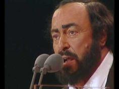 Nessun Dorma, Luciano Pavarotti
