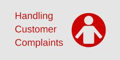 It's hard to hear people aren't happy with your services, but sometimes complaints are legitimate. And they provide great insight on how you can fix an issue and improve your business. Business Design, Business Tips, Customer Feedback, Customer Service, Customer Complaints, Marketing Consultant, My Tumblr, Lululemon Logo, Insight