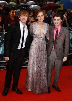 Harry Potter and the Half Blood Prince World Premiere