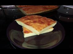 Γαλατόπιτα - Γεύση και Οικονομία - YouTube Tiramisu, Pancakes, Breakfast, Ethnic Recipes, Youtube, Desserts, Food, Greece, Morning Coffee
