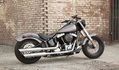 2015 Harley Davidson Softail Slim.....I JUST BOUGHT THIS BIKE TODAY!! Come on warm weather, I wanna RIDE!