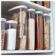 Ikea Kitchen Storage Containers Lovely 365 Dry Food Jar with Lid Transparent White 2 3 L Ikea Kitchen Storage, Kitchen Organization Pantry, Home Organization, Medicine Organization, Organized Pantry, Ikea Pantry, Organizing, Ikea Storage, Small Storage