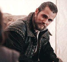 Henry Cavill as Lord Charles Brandon, Duke of Suffolk (The Tudors)