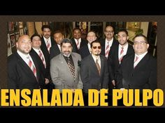 Gilberto Colon Jr. & Ensalada de Pulpo, Ray Bayona, Solo por Eddie Montalvo y Luis Mangual, Barrunto