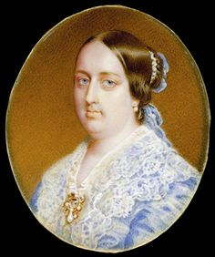 Queen Maria II (1819-1853), painted in 1852 by William Ross - Ajuda National Palace