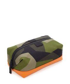 Jack Spade | Swedish M90 Cordura Dipped Travel Kit
