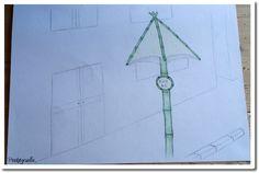 Pentagruelle's World: Le bambou de la solitude.