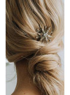 Les bijoux de cheveux spécial mariage de Tilly Thomas Lux