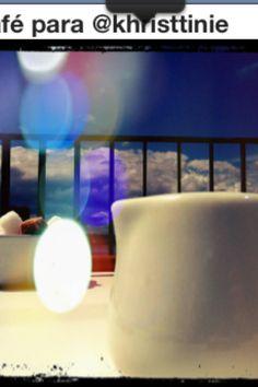 Un Café para @Cristina...