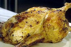Get The Ultimate Roast Chicken Recipe from Food Network