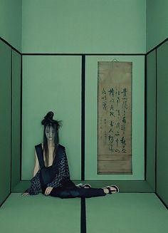 罗生门, Han Bing bySun Jun forNuméro China March 2013