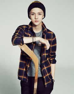 Sehun - 2014 Season Greeting