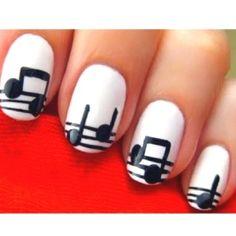Silver Nails Designs: Cute Silver Nail Design Ideas ~ fixstik.com Nail Designs Inspiration