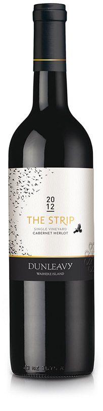 Dunleavy 'The Strip' Cabernet/Merlot - Te Motu Vineyard Corporate Gifts, Cellar, Wine Rack, Red Wine, Vineyard, Alcoholic Drinks, Restaurant, Bottle, Box