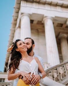 """Φωτογράφιση και βιντεοσκόπηση γάμου από την Everlasting Tales. """"Η δική σας κινηματογραφική στιγμή!""""  Δείτε περισσότερα στο www.GamosPortal.gr!  #weddingphotography #weddingphotoshooting Couple Photos, Couples, Couple Shots, Couple Photography, Couple, Couple Pictures"""