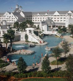 Walt Disney World Beach Club Resort