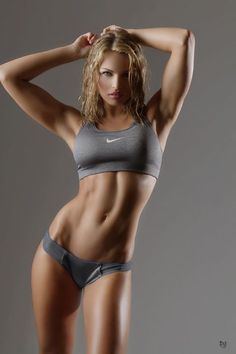 Hot and fit body..