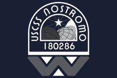 Alien-USCSS-nostromo-crew-logo