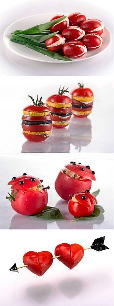 Vegetable Decoration, Food Decoration, Party Dishes, Food Humor, No Cook Meals, Kids Meals, Food Crafts, Fruit Recipes, Cooking Recipes