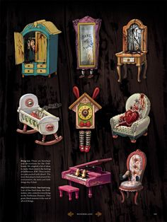 The Art of Alice Madness Returns... From the Hardback Art Book Published by Dark Horse.