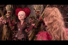 Helena Bonham Carter in Alice Through the Looking Glass (2016)