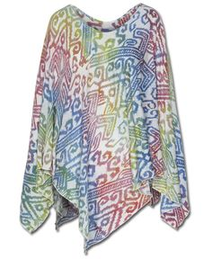 Love it, but why do wannabe hippie clothes have to be so expensive? This is literally a $50 piece of fabric with a hole cut out.