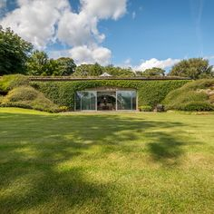 Calling all Hobbit or Lord of the Rings fans, this is the underground home of your dreams! Nestled (literally) in the village of Holme in England—22 miles from ManchesterUnderhill Woodhead Road Holme HD9 2QE 22.jpg