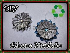 Diy. Como hacer un adorno Navideño ..Diy. How to make Christmas ornament