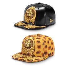 Jeremy Scott x New Era 9FIFTY Snapback Cap Collection 2013