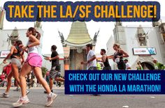 I'm running @THESFMARATHON and want to take on the LA/SF challenge. I also want to be an ambassador for next year and take on the 52.2 miles.