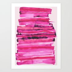 Buy Stack III by Georgiana Paraschiv as a high quality Art Print. Worldwide shipping available at Society6.com. Just one of millions of products available.