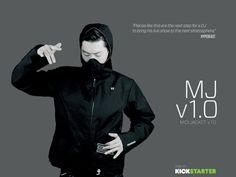Midi Controller Jacket v1.0 by MACHINA — Kickstarter