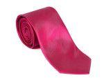 Adessi Luxury Fuschia Silk Tie. Going out tonight