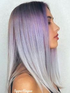 In this article we have some Different, Stylish & 2018 Blonde New Hair Color ideas you should need to wear in the next event. We love this new hair color styles because it will give you a trendy look in 2018. This purple and white color combination with long hairstyles is looking perfect and fantastic. we are moving away in the modern decade. In this decade everyone wants to wear the latest hair color ideas. Also Top Celebrity says 2018 will be the year of hair color trends.