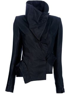 ANN DEMEULEMEESTER - Asymmetrical Jacket
