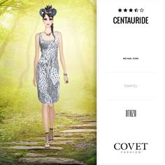 Covet Fashion, The Twenties, Michael Kors, My Style, Dresses, Vestidos, Dress, Gown, Outfits