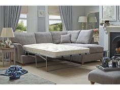 The Alderton Chaise Sofa Bed