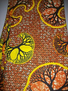 Top quality President Holland African fabric per yard/ African head wraps/ African decor/ African clothing/ African accessories