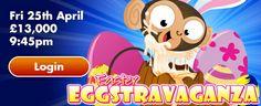 Easter Bingo, Fun, Hilarious