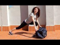 ▶ TONIFICAR GLUTEOS Y PARTE TRASERA DEL MUSLO-Ejercicios para endurecer y evitar la flacidez - YouTube